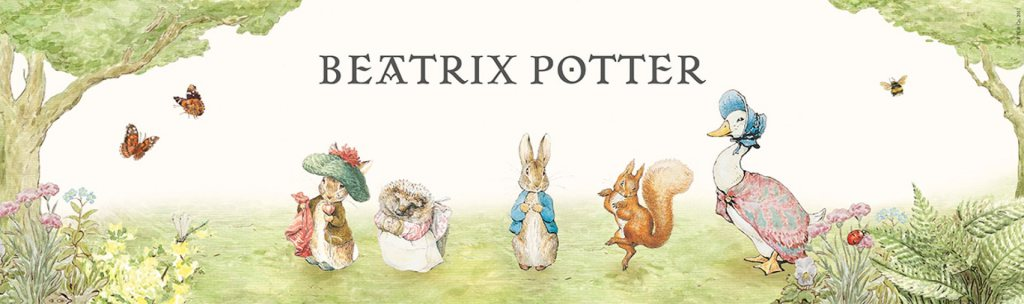 Beatrix Potter e le sue favole