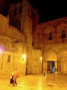 Church of the Holy Sepulchre- entrance