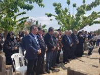 Olive Tree Theme Park inauguration [courtesy ERT]