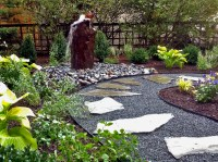 Landscape water features trending as focal point, not an ...