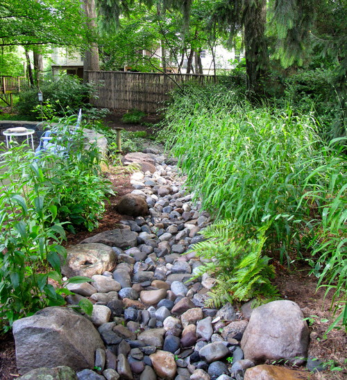 storm-proof landscape manage stormwater