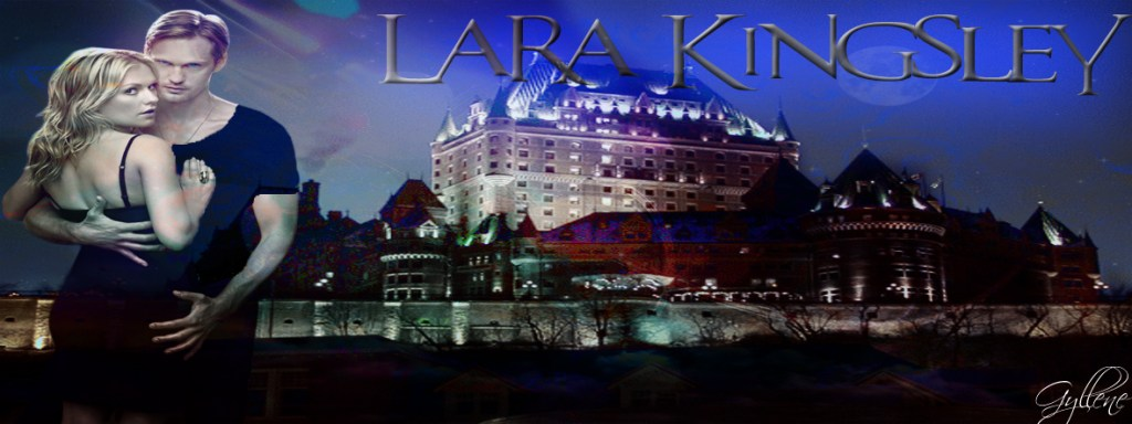 Lara Kingsley Author Banner