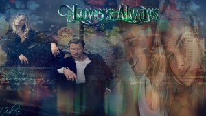 Lovers Always Banner with Margot