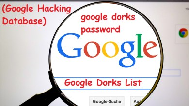 Photo of Ingenious Ways (Google Hacking Database) Google Dorks List