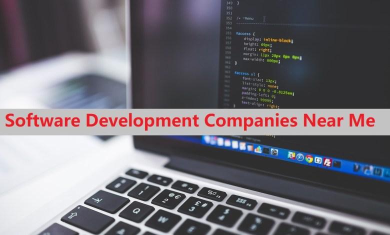 Photo of Software Development Companies Near Me