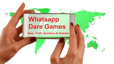 Photo of {Top} Whatsapp Dare Games – Quiz, Truth [Question & Answer]
