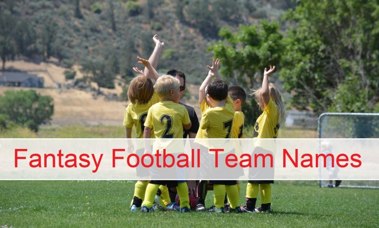 Photo of 750+ Best Fantasy Football Team Names Make Your Team Famous