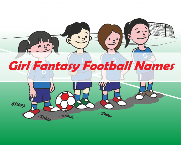 750+ Best Fantasy Football Team Names Make Your Team Famous 2