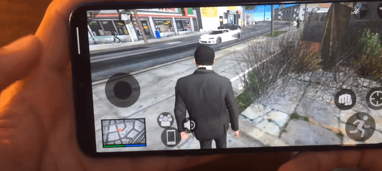 GTA 5 Mobile Screenshots2