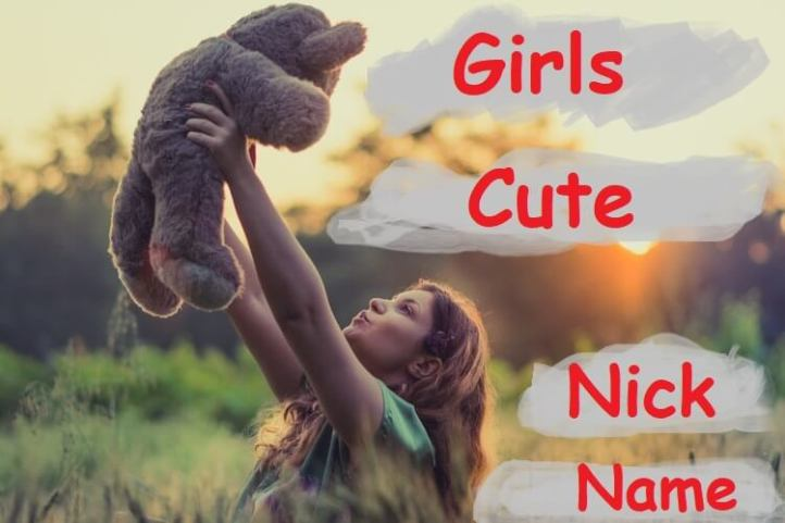 Nickname For Crush Girl