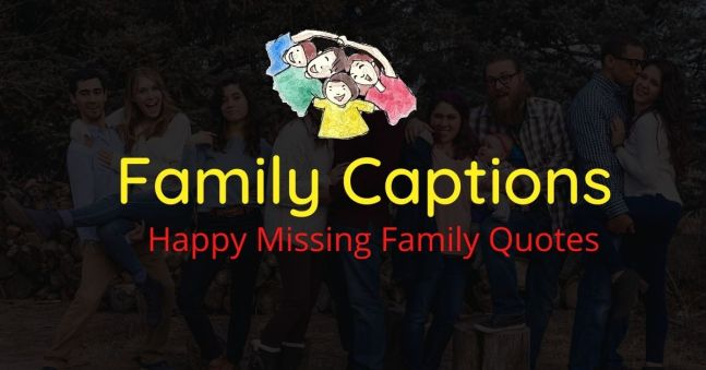 Family Captions