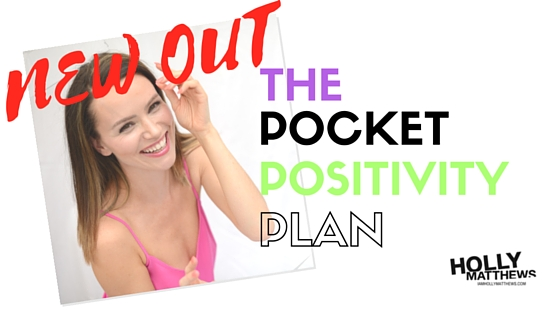 The Pocket Positivity Plan