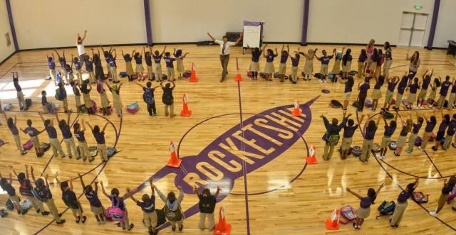 Rocketship gym - iamjmkayne.com