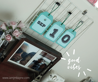 DIY CREATIVE calendar - luggage style - iamjmkayne.com