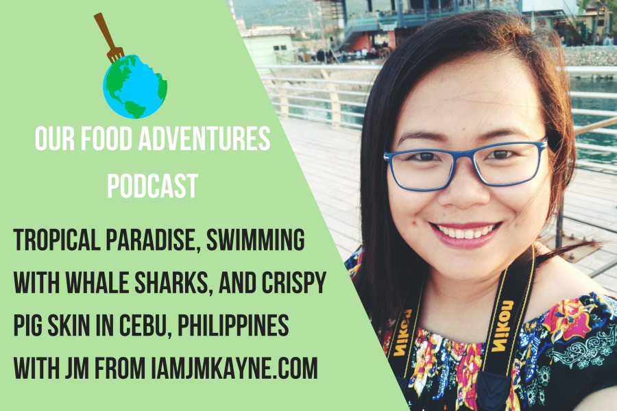 jm kayne podcast interview on Our-Food-Adventures-Podcast-12