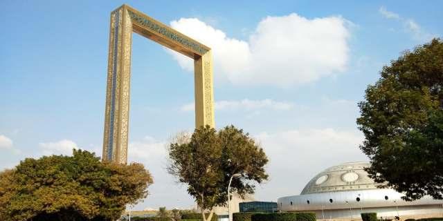 Dubai Frame on iamjmkayne.com