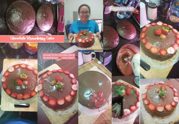 Chocolate cake - iamjmkayne.com
