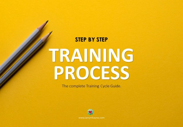TRAINING PROCESS - iamjmkayne