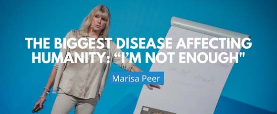 marisa peer quote