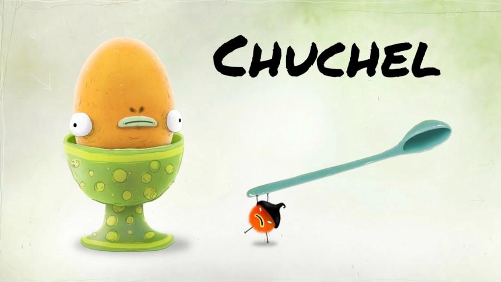 Nuova avventura: Chuchel