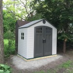 Building a Lifetime Storage Shed