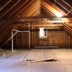 Insulating the Attic + Misc. Fall Projects
