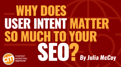 Why Does User Intent Matter So Much to Your SEO?