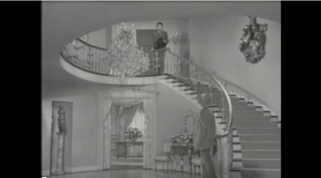 The Kirkeby Mansion From The Beverly Hillbillies
