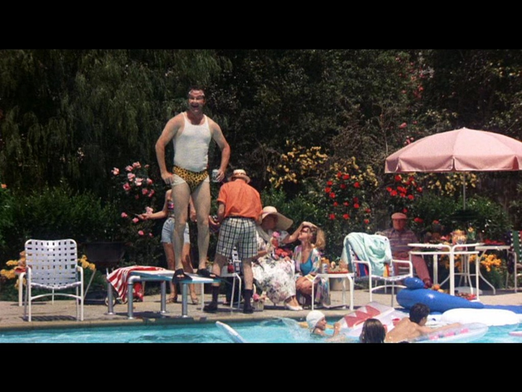 "The ""Christmas Vacation"" Pool | IAMNOTASTALKER |Christmas Vacation Pool"