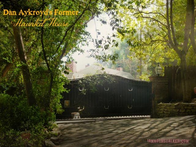 Dan Aykroyd's haunted house (3 of 8)