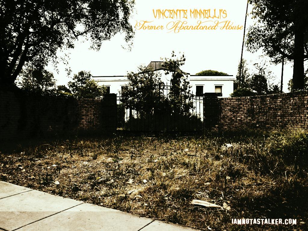 Old house gossip - Liza Minnelli sold Vincente Minnelli