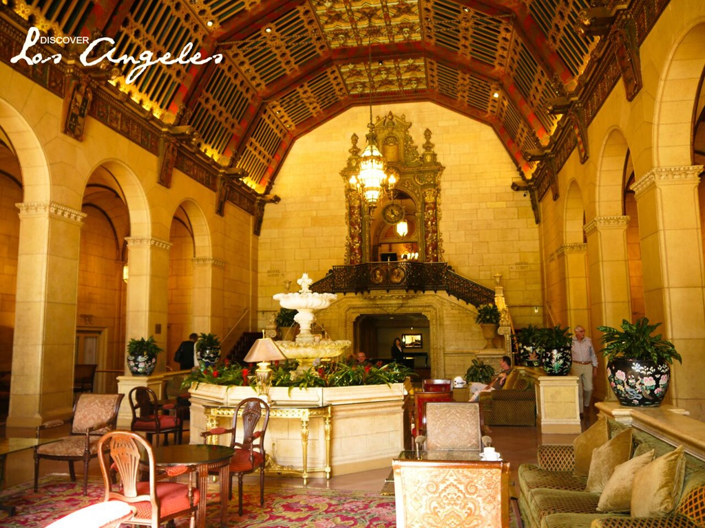 New Discover L A Post About The Millennium Biltmore Hotel Iamnotastalker