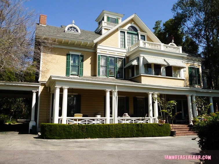 "The L A  Filming Locations of ""Scream 2"" - IAMNOTASTALKER"