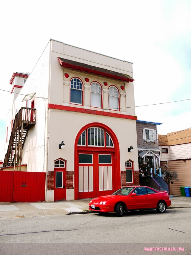 The Princess Diaries Firehouse-1190667