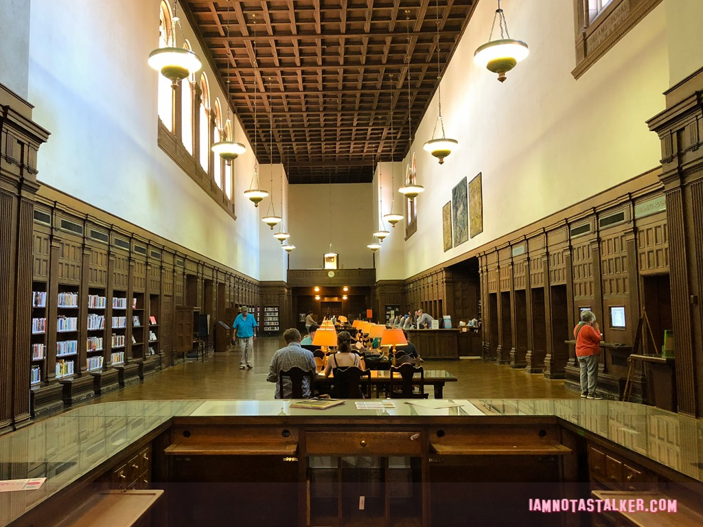Pasadena Central Library From Foul Play Iamnotastalker