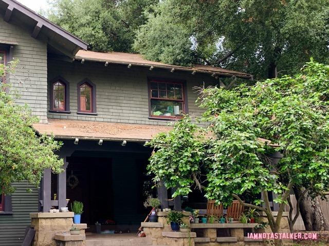 Lorraines House from Back to the Future 1 of 1 thumb - Cenas raras dos locais de gravação do filme De Volta para o Futuro