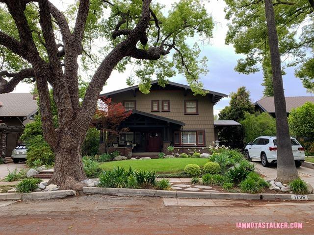 Lorraines House from Back to the Future 23 of 28 thumb - Cenas raras dos locais de gravação do filme De Volta para o Futuro