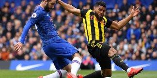 Gonzalo Higuaín convirtió para Chelsea
