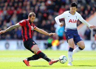 Tottenham perdió con Bournemouth