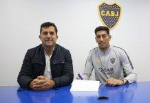 Esteban Andrada tiene nueva cláusula de rescisión