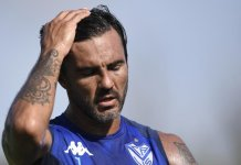 Fabián Cubero renovó con Vélez