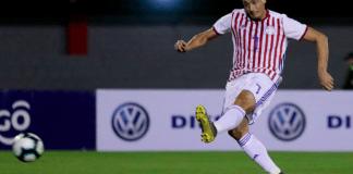Paraguay empató con Honduras