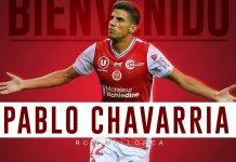 Pablo Chavarría se sumó a Mallorca
