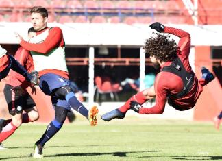 San Lorenzo goleó a Deportivo Morón