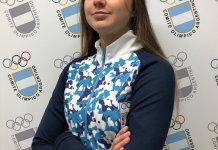 Agustina Roth ganó el bronce
