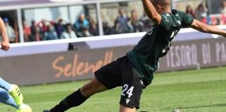 Gol de Rodrigo Palacio para Bologna