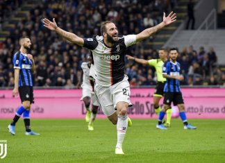 Juventus le ganó a Inter