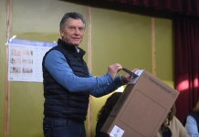 Mauricio Macri y su optimismo con Boca