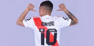 Juan Fernando Quintero volvió a ser convocado
