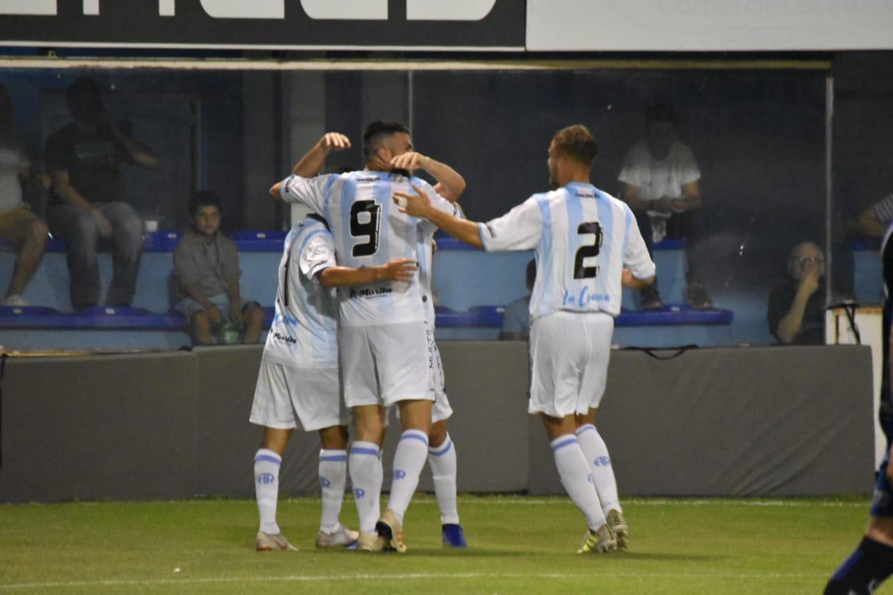 Atlético de Rafaela le ganó a Almagro y volvió a prenderse - IAM Noticias